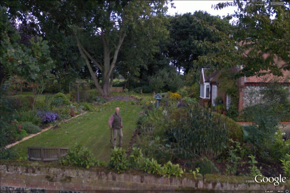 About Old School Garden (2/2)