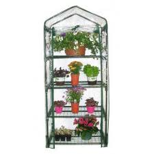 tall plastic greenhouse