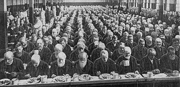 The Workhouse meant a harsh, regimented life