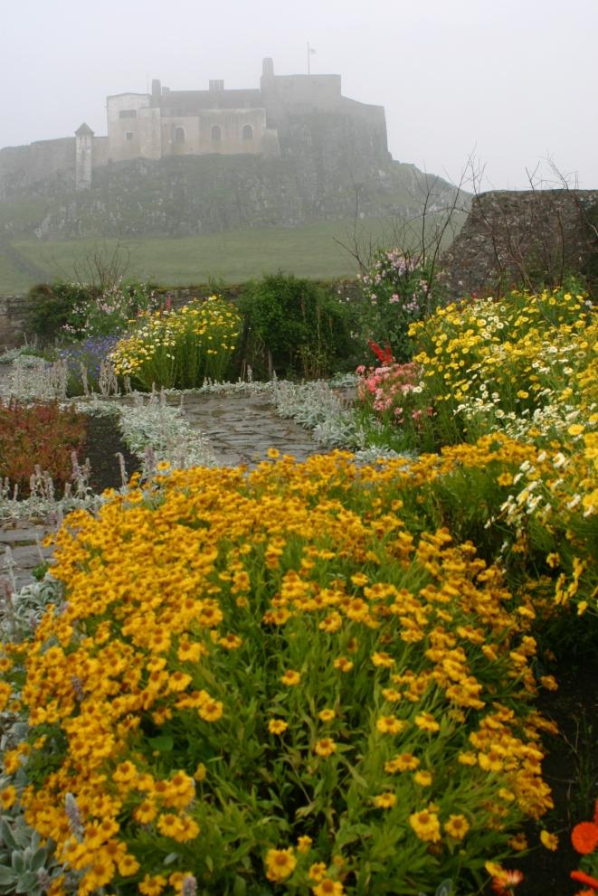 Picpost: Great Garden @ Lindisfarne Castle
