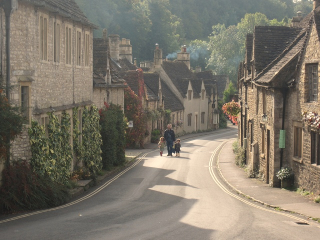 Castle Combe - one of the prettiest villages?