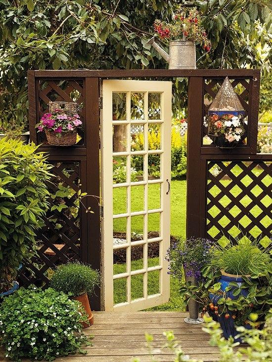 PicPost: Through the Garden Gate