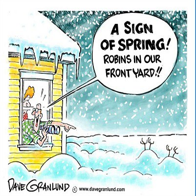 PicPost: Spring not sprung