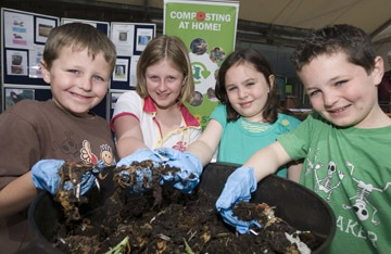 Get your own composting project going