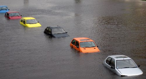 drowned cars aus