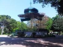 Estrela - the bandstand/ gazebo