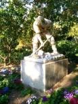 Estrela- Farmer statue