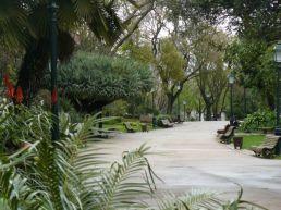 Estrela- secluded path