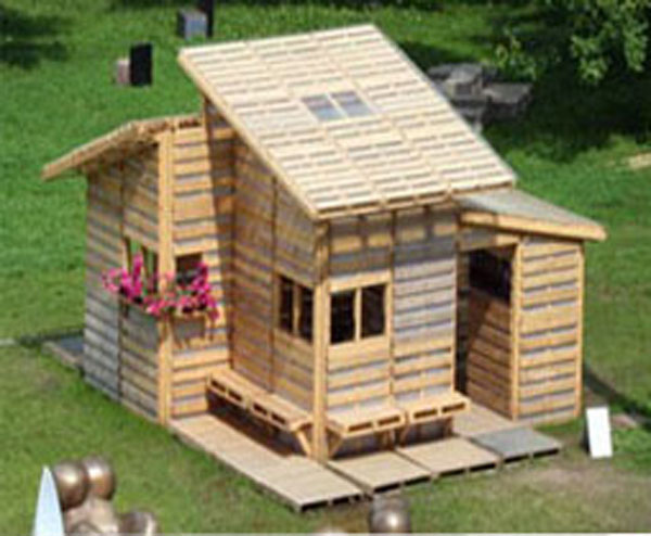 playhouse plans using pallets