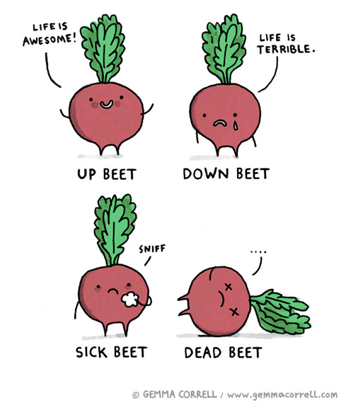 PicPost: Beet this