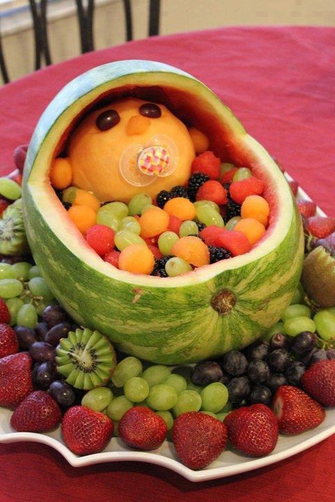 PicPost: Cradled Fruit