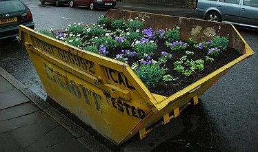 PicPost: Guerilla Gardening