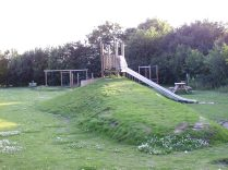Oakes FF- mound and slide