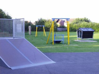 Oakes FF- skate park and cable way
