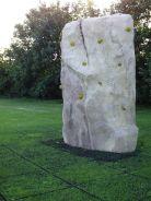 Oakes FF- climbing boulder