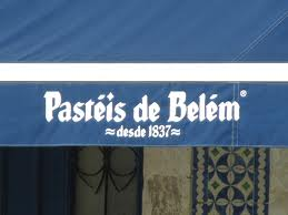 The famous 'Pasteis de Belem', a sort of custard tart, can be found nearby!
