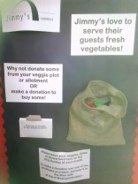 Seeking veg doantions for the local Night Shelter...