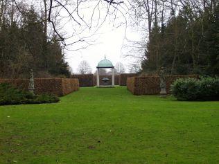 The formal landscape garden