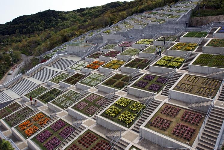 PicPost: Great Garden @ Awaji Yumebutai, Japan