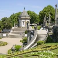 Portuguese Gardens: Braga