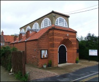 Overstrand Methodist Church- designed by Sir Edwin Lutyens
