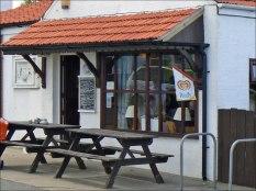 Beach top cafe, Overstrand