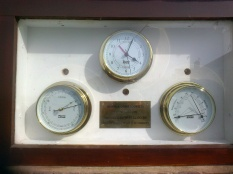 Weather station, Overstrand