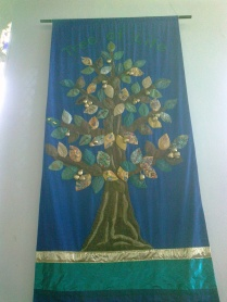 Wall hanging- 'Tree of Life'