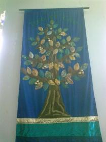 Wall hanging- 'Tree of Life'
