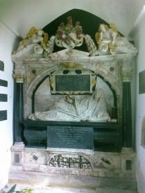 Marsham family tomb