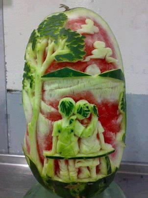 PicPost: Melon cosy