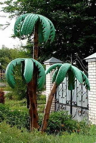 PicPost: Rubber Palms
