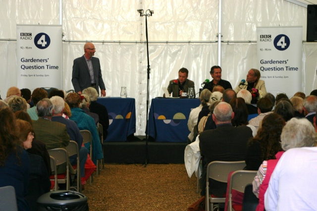 The GQT Panel doing their stuff