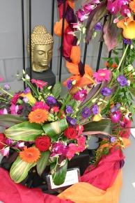 Floral design winner