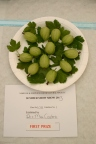 Prize winning Gooseberries