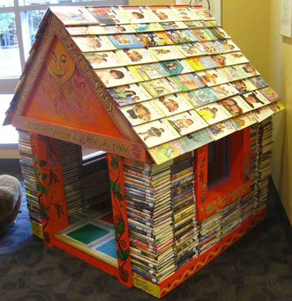PicPost: Books build