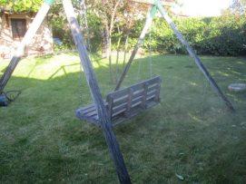 Garden swing armchair : http://bit.ly/1138i7a