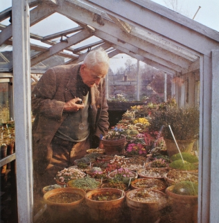 J.R.Tolkien had an alpine house- one use of a second greenhouse