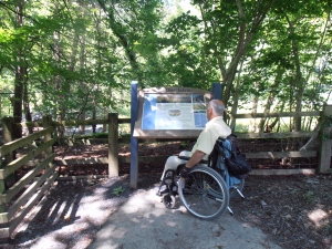 Public parks are making it easier for disabled users
