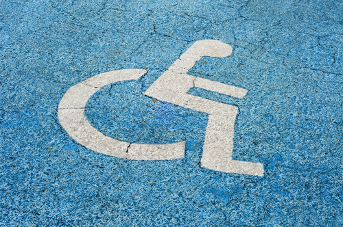 'Disability' extends way beyond wheelchair users
