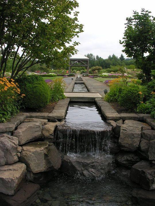 The Oregon Garden, Silverton via Gardening Fans