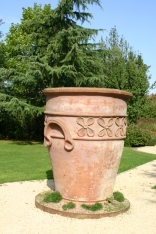 A rather large pot...