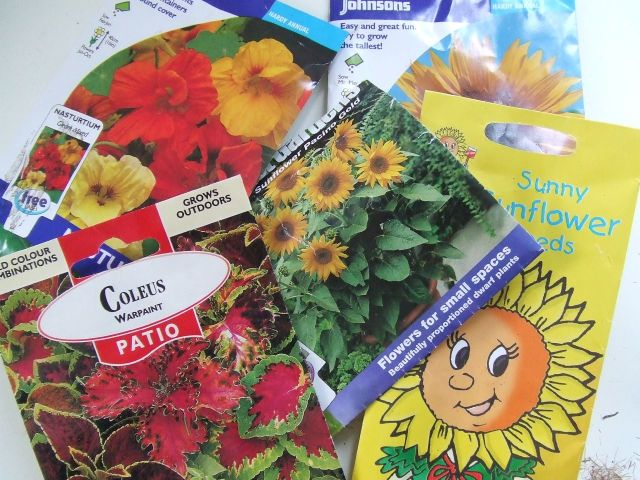 Can you use old seeds?