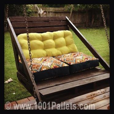 Garden Furniture – more upcycling ideas | Old School Garden