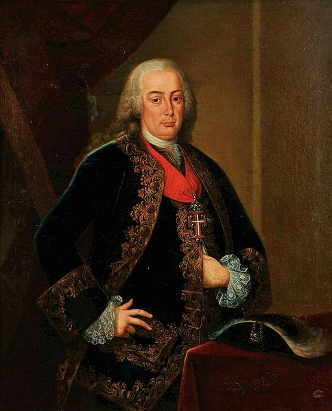 The 1st Marquis of Pombal
