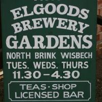 Beer Garden- Elgood's Brewery, Wisbech