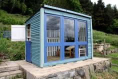 Pallet summer house