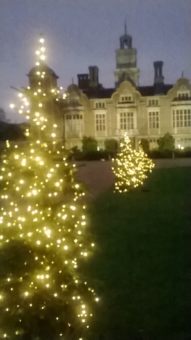 PicPost: Blickling at Christmas