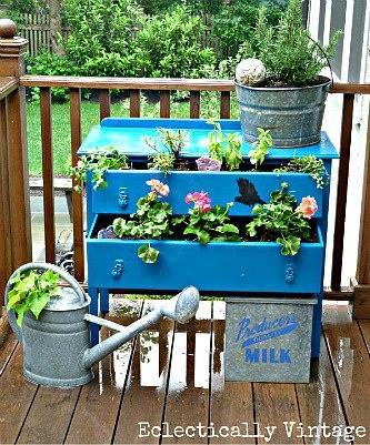 drawer planter