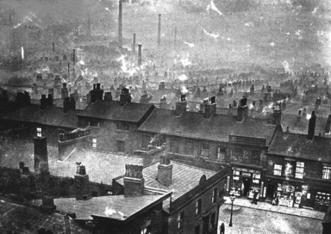 Ancoats in the 1870s